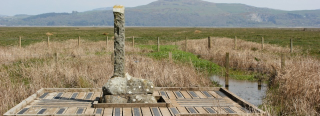 21 Martyrs' Monument, Wigtown, Ruth's coastal walk, Scotland