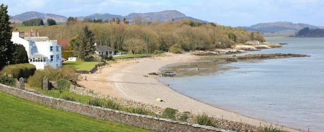 26 Balcary Bay beach, Ruth's coast walk, Dumfries and Galloway