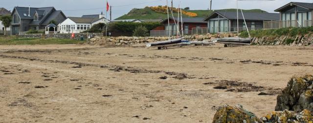28 Carrick, Ruth walking the coast of Scotland to Gatehouse of Fleet