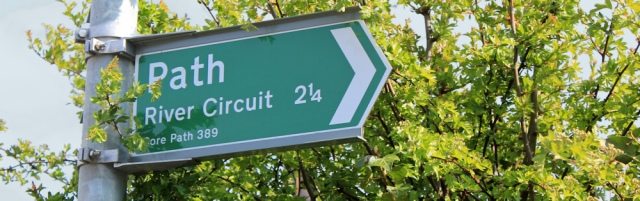 29 core path river circuit, Wigtown, Ruth hiking in Scotland
