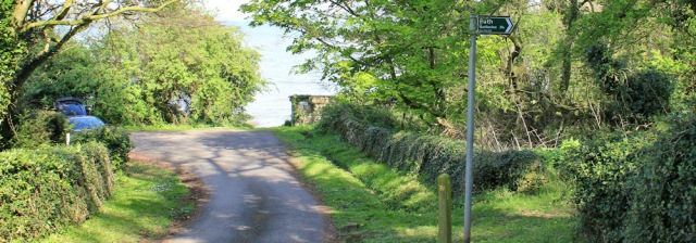 30 path to Garlieston, Ruth's coastal walk, Dumfries and Galloway, Scotland