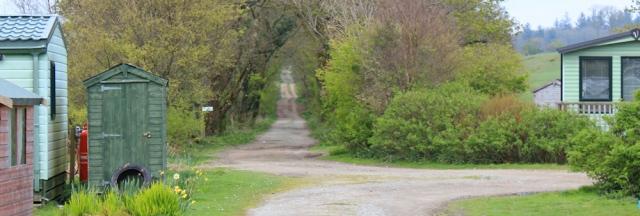 30 Sandgreen Hill, Ruth walking the coast of Scotland to Gatehouse of Fleet