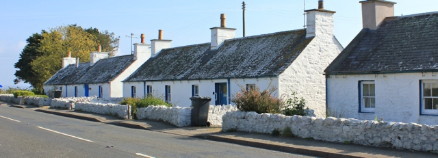 01 Ardwell cottages, Ruth's coatal walk, The Rhins, Galloway, Scotland