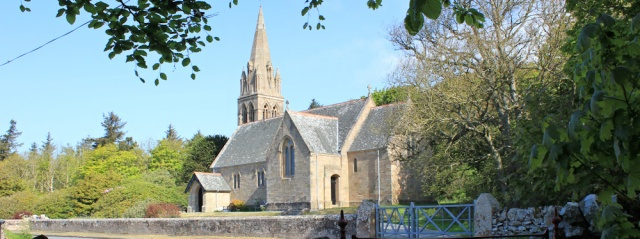 04 Ardwell church, Ruth's coatal walk, The Rhins, Galloway, Scotland