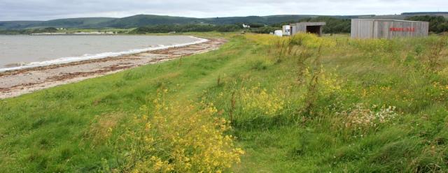 04 Loch Ryan coastal path, Ruth Livingstone, Stranraer