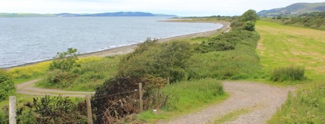 09 foreshore to Cairnryan, Ruth Livingstone