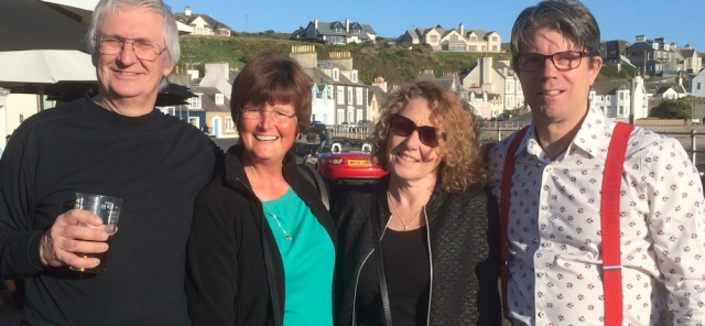 0x friends, Portpatrick