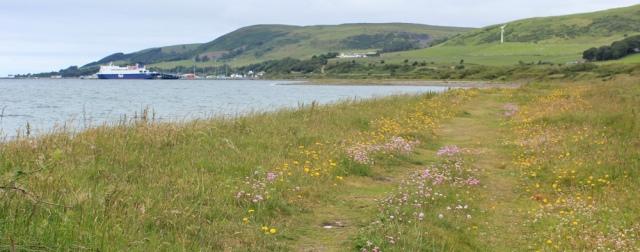 11 Leffnoll Point, Mull of Galloway Trail, Ruth's coastal walk, Scotland