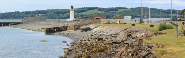 15 lighthouse, Cairnryan, Ruth Livingstone