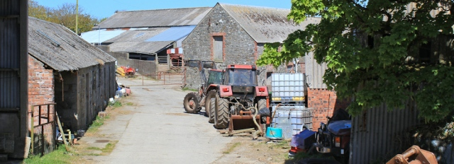 25 smelly farm, Castle Clanyard, Ruth's coastal walk, The Rhins, Scotland