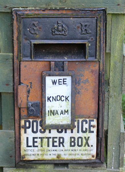 29 Knockingham Post Office box, Ruth Livingstone