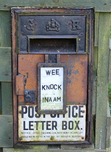 29 Knockingham Post Office box, Ruth Livingstone