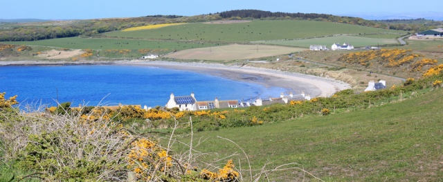 40 Port Logan Bay, Ruth's coastal walk, The Rhins, Scotland