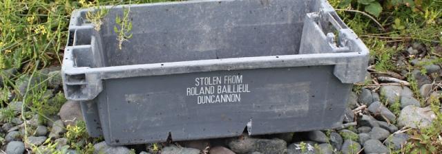 19 Stolen from Roland Baillieul Duncannon, Ruth Livingstone