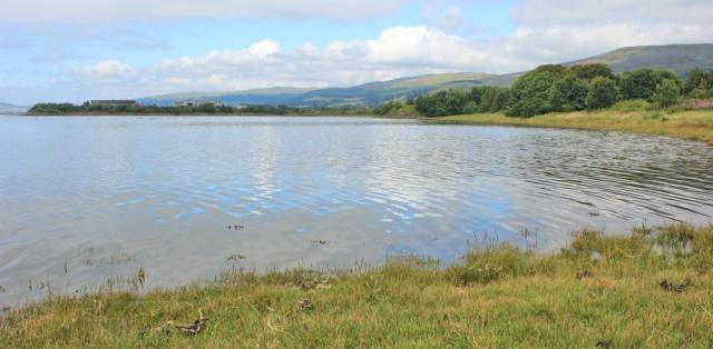 30 Gull's walk, Poteath, Ruth hiking the Ayrshire Coastal Path, Scotland