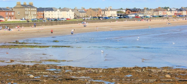 40 Ardrossan South Beach, Ruth's coastal walk, Scotland
