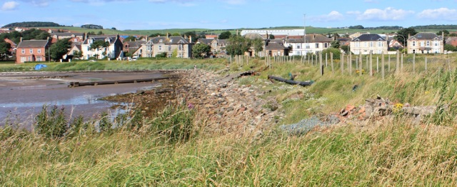 48 back to Ardrossan, Ruth's coastal walk, Scotland