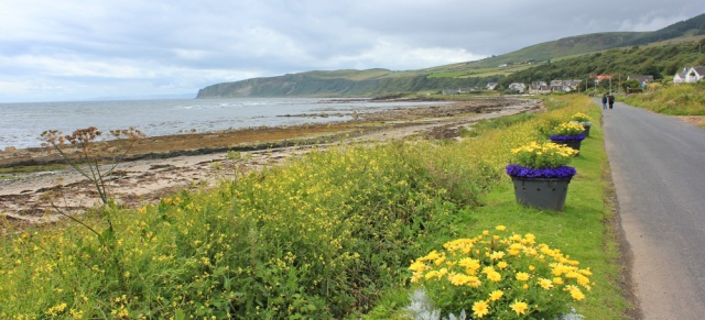 kildonan, Ruth's coastal walk, Isle of Arran