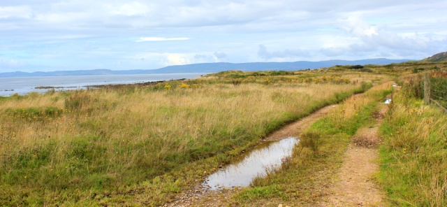 11 Arran Coastal Path, Corriecravie, Ruth's coastal walk