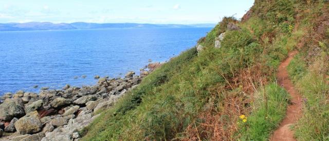 14 Arran Coastal Way, Mull of Kintyre, Ruth Livingstone