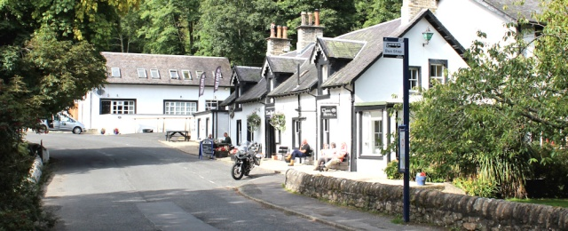 34 Lagg Hotel, Ruth Livingstone on Isle of Arran, Scotland