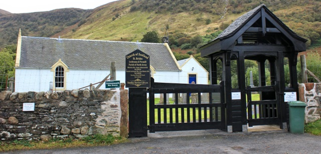 05 church of scotland, Lochranza, Ruth Livingstone