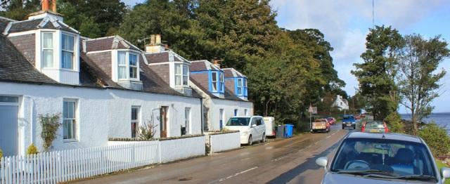 08 Corrie, Ruth's coastal walk, Arran