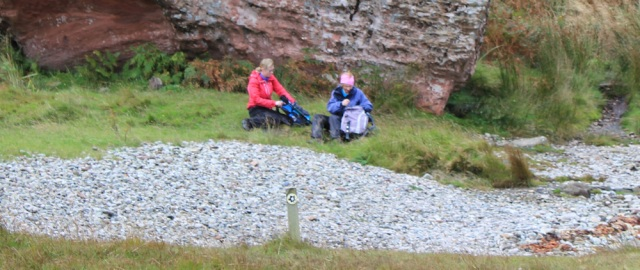 23 walkers on north coast of Arran