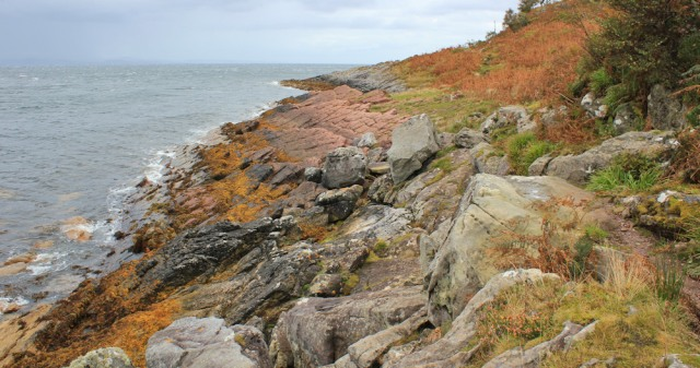 26 lunch spot, Ruth Livingstone on Arran, Scotland