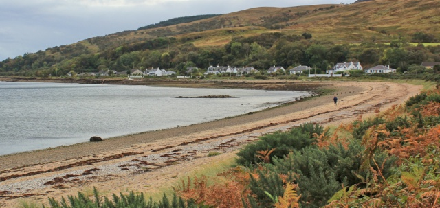 49 Sannox Bay, Ruth's coastal walk, Isle of Arran, Scotland
