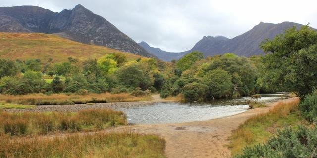 50 last river to cross, Sannox. Ruth Livingstone