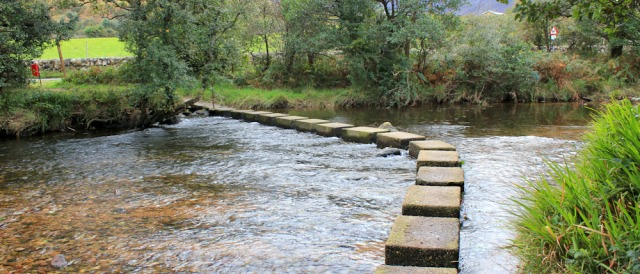 51 stepping stones, Sannox, Ruth's coastal walk, Isle of Arran