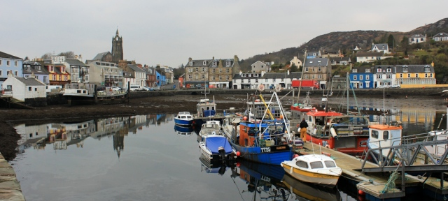 01 Tarbert Harbour, Ruth's coastal walk, Kintyre