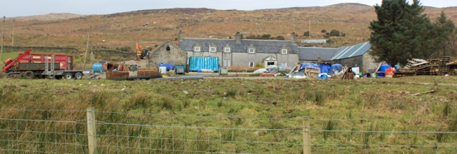 12 scruffy farm, Ruth's coastal walk, Kintyre Peninsula
