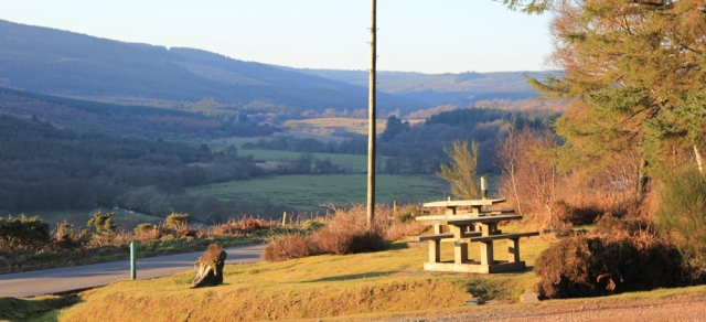 42 picnic spot, Grianain, Carradale, Ruth Livingstone