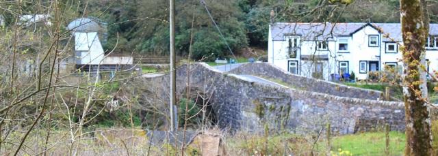 06 Dippen Bridge, Ruth's coastal walk, Kintyre, Scotland