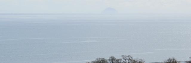 14 Ailsa Craig, Ruth's coastal walk, Kintyre, Scotland