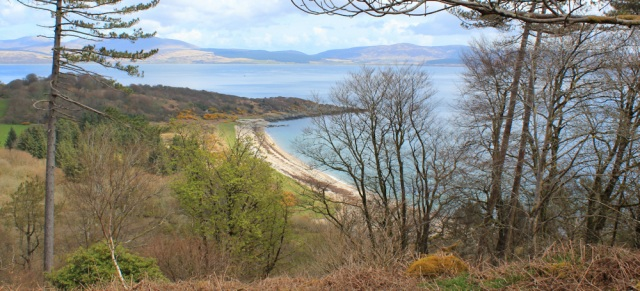 17 Saddell Beach, Ruth's coastal walk, Kintyre, Scotland