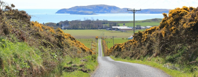 28 Sanda Island, Ruth's coastal walk, Mull of Kintyre