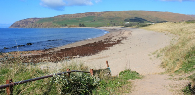 10 Carskey Bay, Ruth's coastal walk, Mull of Kintyre