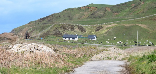 12 Westport, Ruth's coastal walk, Kintyre