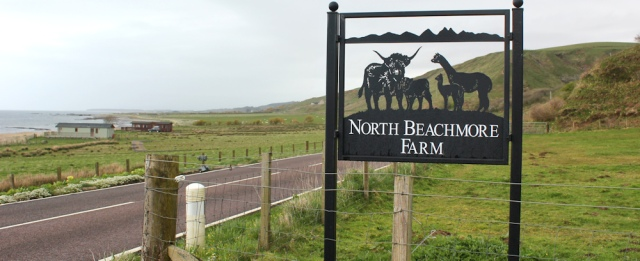 13 North Beachmore Farm, Ruth's coastal walk, Kintyre, Scotland