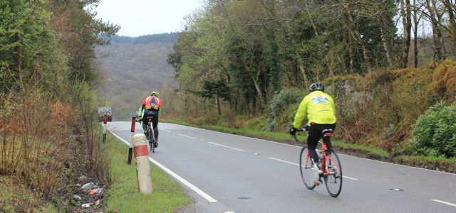 15 more cyclists, Ruth's coastal walk around Kintyre, Scotland