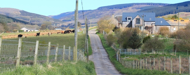 16 cow farm, Ormsary, Ruth's coastal walk, Mull of Kintyre