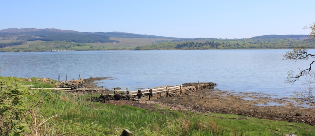 17 slipway, Ruth's coastal walk, Argyll, Scotland