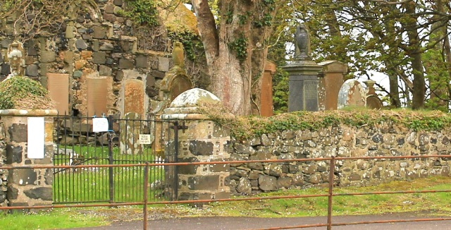 20 Cemetery, Killean, Ruth's coastal walk, Kintyre, Scotland