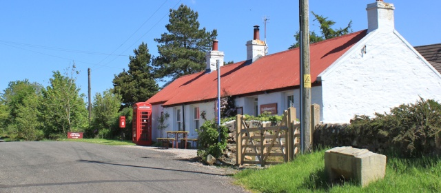 23 Killberry Inn, Ruth's coastal walk around Scotland
