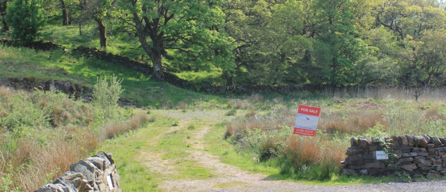 23 plots for sale, Ruth's coastal walk, Argyll, Scotland