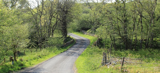 25 B8024 to Kilberry, Ruth's coastal walk, Argyll, Scotland