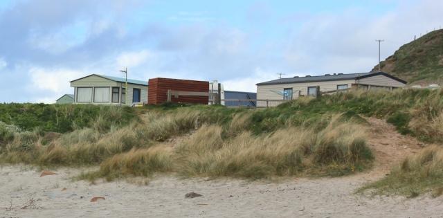 26 caravan park, Ruth's coastal walk, Kintyre